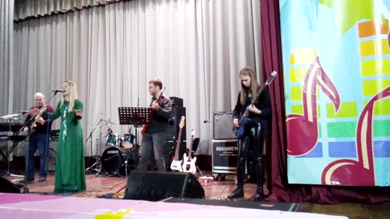фестиваль ВИА в Михаловке