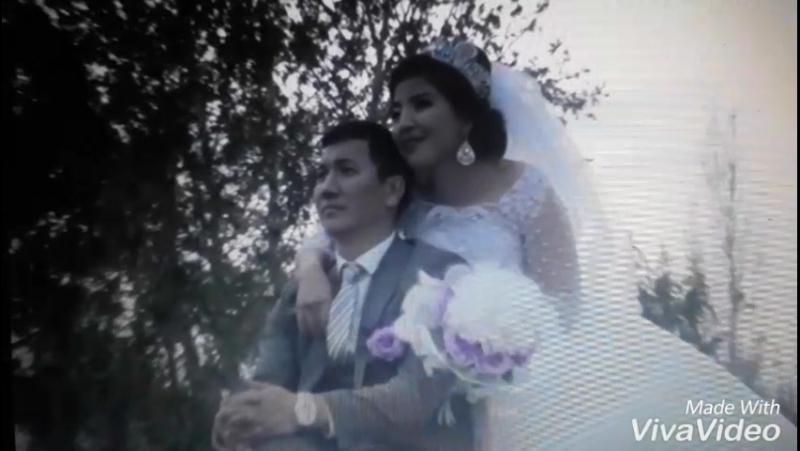 РайымбекАйгерім Wedding day 👰👈💕💕