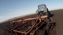 Посев яровой пшеницы 2018 Культивация каткование