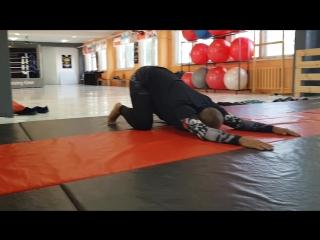 мастер-класс по йоге Александр Спирин