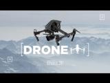 Аэросъемка. DRONE (квадрокоптер)