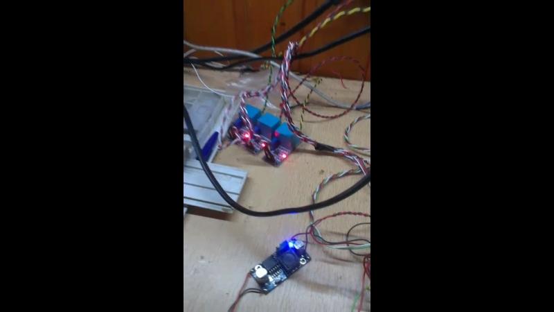Контроль трехфазного напряжения сети.Версия№2