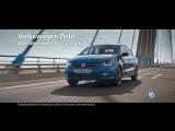 Volkswagen Polo Двигайся вместе с городом! Камера заднего вида.