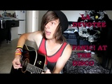 Acoustic cover LA Devotee - Panic! At The Disco (Damon Sparkes)