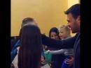 Встреча с Эмином! спасибовамзадоброесердце @eminofficialgrouprussia эминагаларов встреча бумерангдобра концерт сочи2018