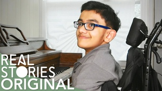 Brittle Bone Rapper: The Inspirational World Of Sparsh (Amazing Person Documentary) - Real Stories