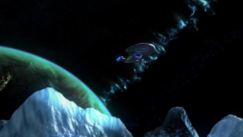 Star Trek Voyager - Title Sequence