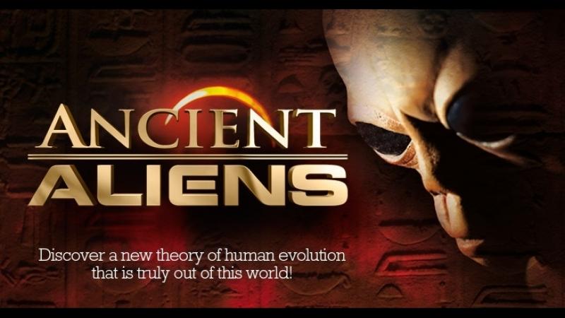 Древние пришельцы 12 сезон: 15 серия. Инопланетные диски / Ancient Aliens (2017)
