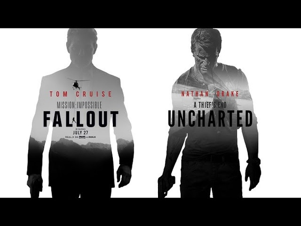UNCHARTED 4 | MISSION IMPOSSIBLE 6 FALLOUT style Trailer