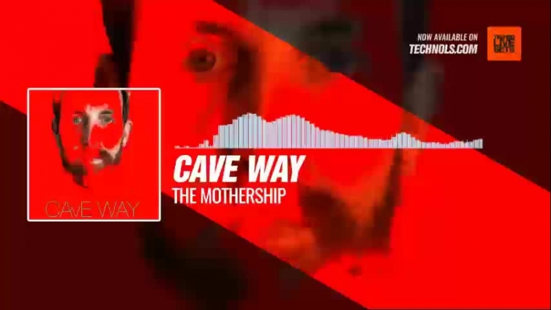 Techno music with Cave Way Live from The Mothership Periscope