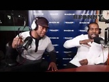 Kanye West at Sway in the morning