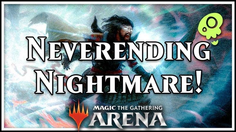 [Magic Arena] Nexus Fate Infinite Turns!