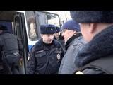 Сергей Митрохин задержан около кинотеатра Соловей
