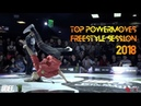 TOP POWERMOVES FREESTYLE SESSION 2018