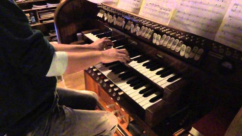 Improvisation In Dulci Jubilo EG 35 Nun singet und seid froh