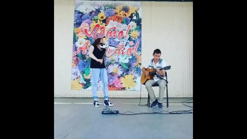 Дуэт гитары и скрипки