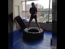 В спортивном клубе Black Horse тренировки проходят на позитиве Танцует и поет Арина