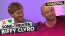 Song-Tindern Biffy Clyro – Ping Pong mit den Foo Fighters und Kanye West for President DASDING