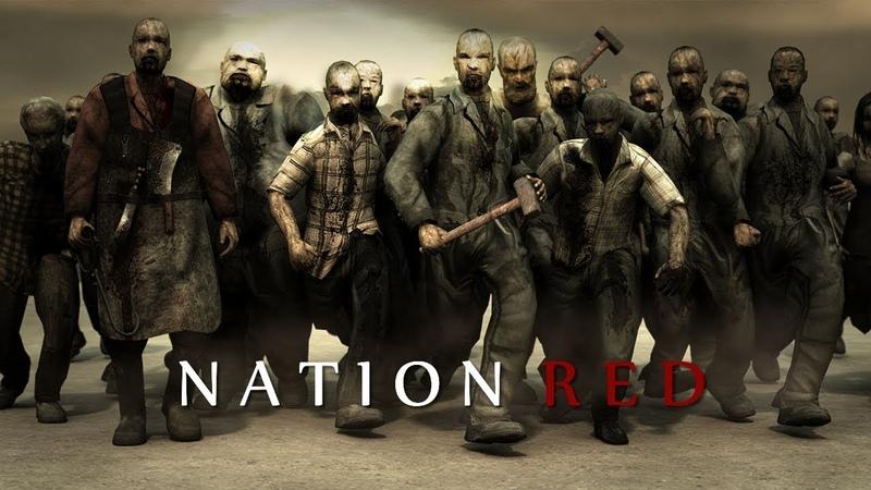 Бомбящий штурмовик-Nation Red