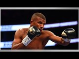 Video Badou Jack accidentally punched the referee in a match against Adonis Stevenson
