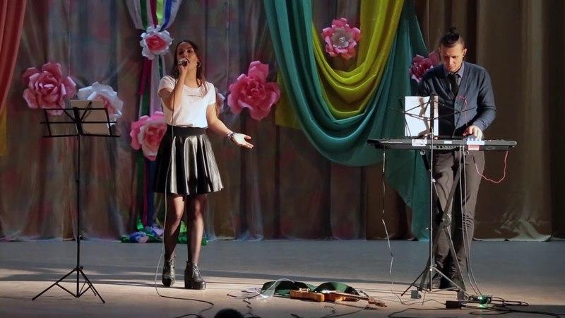 Hallelujah (cover acoustic) -Мария Васильева