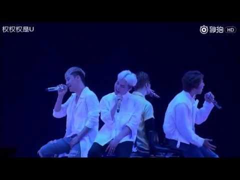Haru Haru 2016 Big Bang sey good bye T.O.P