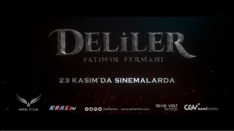 Deliler Fatihin Fermanı | Fragman ( 23 Kasımda Sinemalarda! )