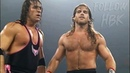 Shawn Michaels Bret Hart vs. Jacob Eli Blu (July 24, 1995)