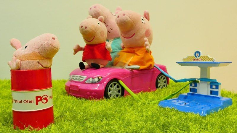 Peppa Wutz Video Schorsch hat sich versteckt Kinderfilm auf Deutsch