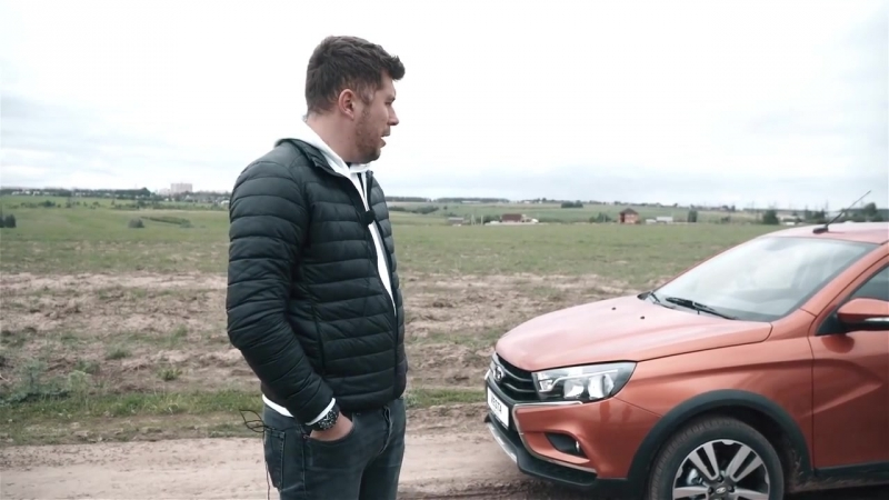 Lada Vesta Cross Sedan.Тест-Драйв.Anton Avtoman » Freewka.com - Смотреть онлайн в хорощем качестве