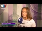 Daria Kasatkina Interview Wimbledon 3R