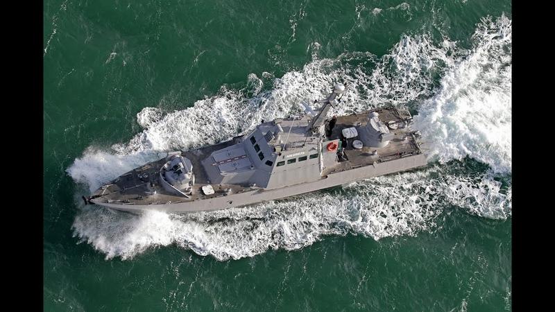 Показуха Укpаинa напрасно отправляет «бронекатера» в Азовское море...