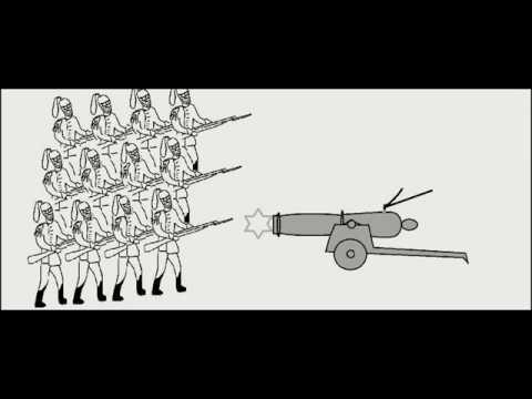ИСТОРИЯ ОГНЕСТРЕЛЬНОГО ОРУЖИЯ ЧАСТЬ 1