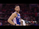 Ben Simmons | Highlights vs. Wizards (02.06.18) 15 Pts, 8 Asts, 6 Rebs, 3 Stl, 1 Blk