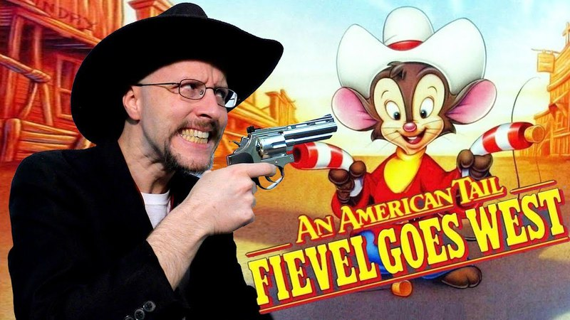 Nostalgia Critic - An American Tail: Fievel Goes West