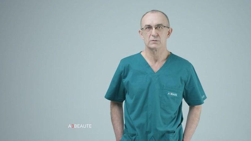 Врач-анестезиолог Анатолий Гилин