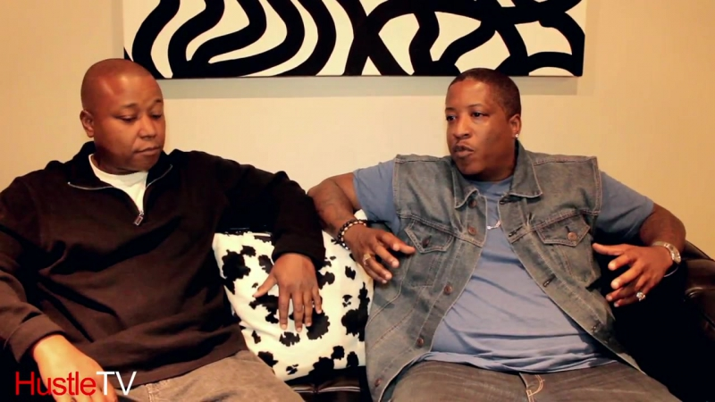 @DJHustle of HustleTV interviews the legend EDI Means of the OutLawz @TherealEDI