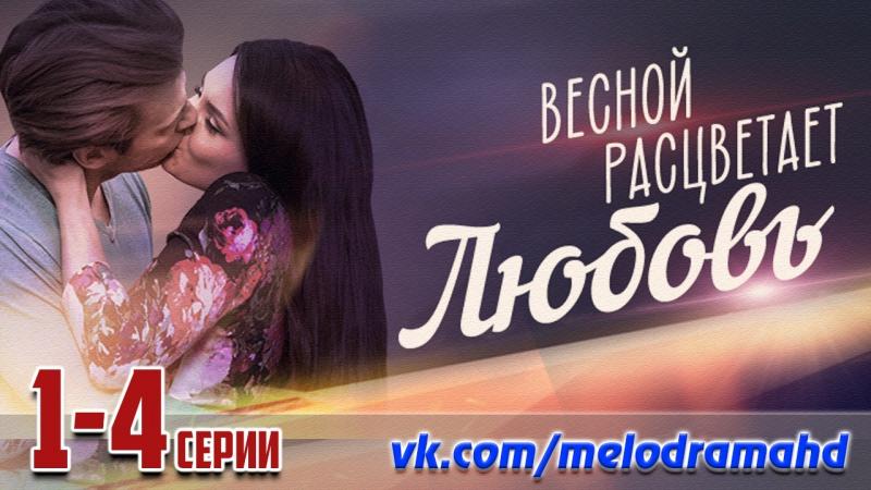 Весной расцветает любовь / 2014 (мелодрама). 1-4 серии из 20