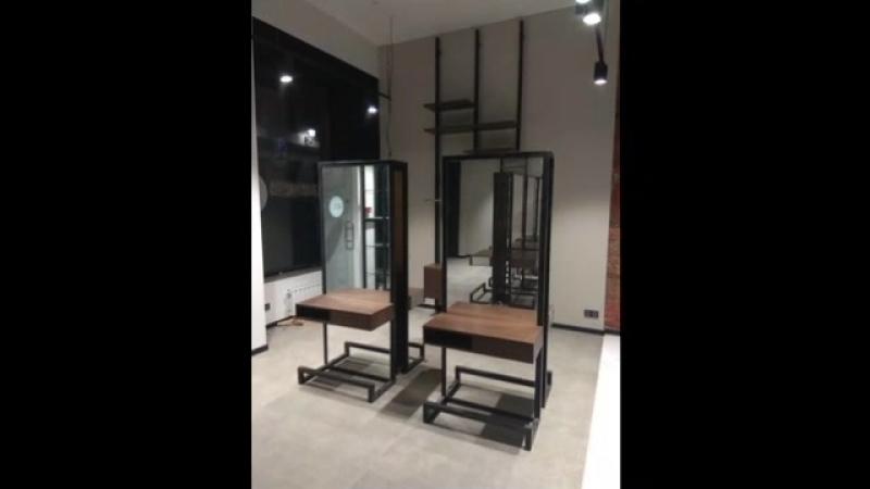 Мебель для парикмахерской конторы
