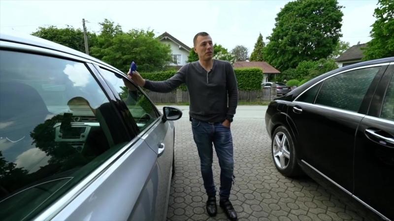VW Passat B8 с АУКЦИОНА в Германии!