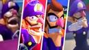Evolution of Waluigi Winning Animations and Victory Cutscenes (2000 - 2018)