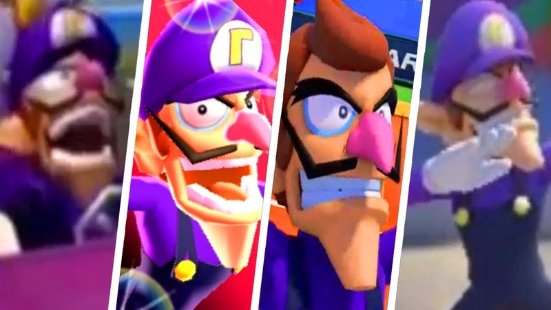 Evolution of Waluigi Winning Animations and Victory Cutscenes (2000 - 2018)