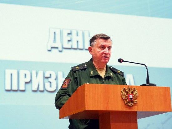 Военный комиссар Калужской области умер врезультате дорожного происшествия