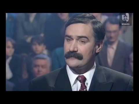 Руслан Аушев о самостоятельности республик (1 канал 90-е годы!)