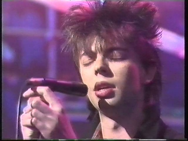 [Echo The Bunnymen - Nocturnal Me, Ocean Rain, Thorn Of Crowns (Live The Tube 161283)]