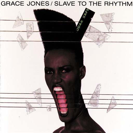 Grace Jones альбом Slave To The Rhythm