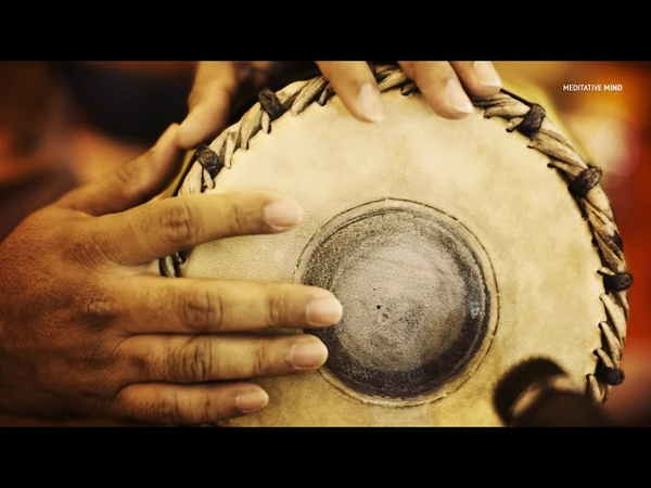 Mridangam Hang Drum || Indian Music for Yoga || Meditation Music