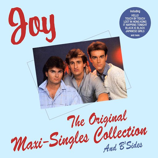 Joy альбом The Original Maxi-Singles Collection & B-Sides