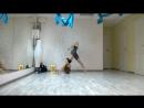 Bhakti-vinyasa by Marika Zhukova: Power&Flex in 🐶 Downward-facing dog pose
