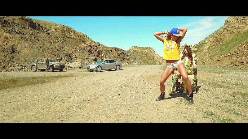 Tom Boxer Morena - Vamos a bailar feat Juliana Pasini Official Music Video (Brasil 2014)